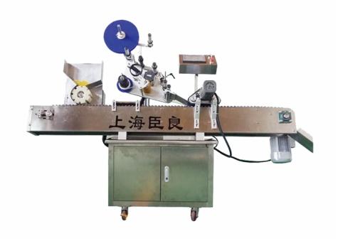 CL-SM 卧式平面(圆柱)不干胶贴标机